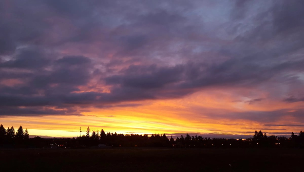 Morning skies