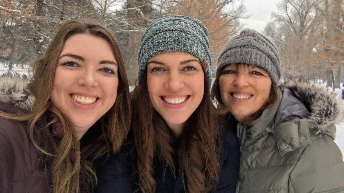 Melissa, Heather, and Suzi