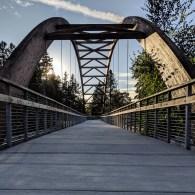 Bridge in Orenco Park
