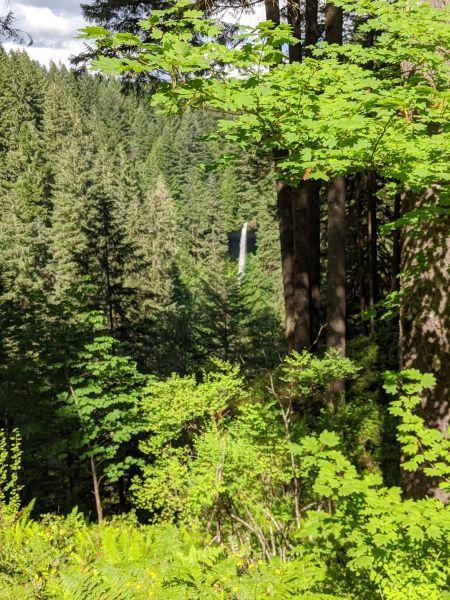 North Falls at Silver Creek State Park