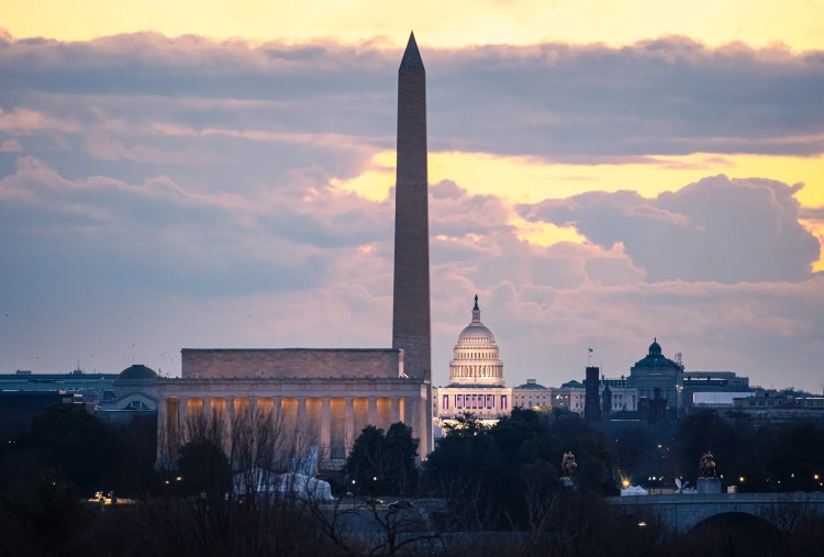 Inauguration Day Sunrise, by Geoff Livingston