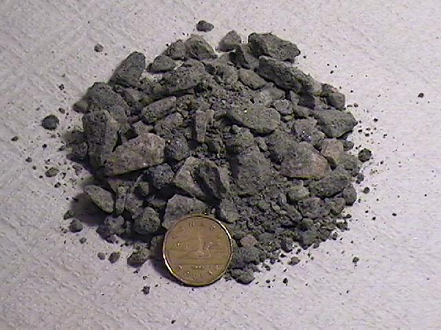 Crusher Granite 3/4 Road topping or Cement Gravel