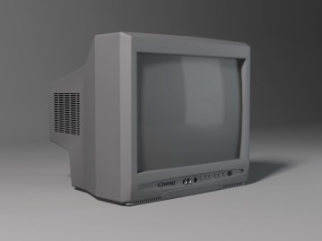 CRT Television