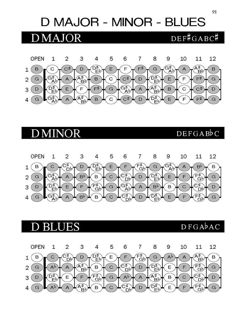 101-riffs-4-string-scales-D-2
