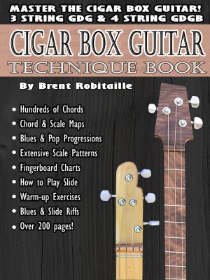 Cigar Box Guitar - Technique Book