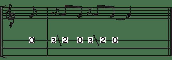 Lesson-6-CBG-the-Slide-down-3-String