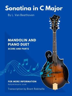 Mandolin-Sonatina-C-Beethoven-Cover-800