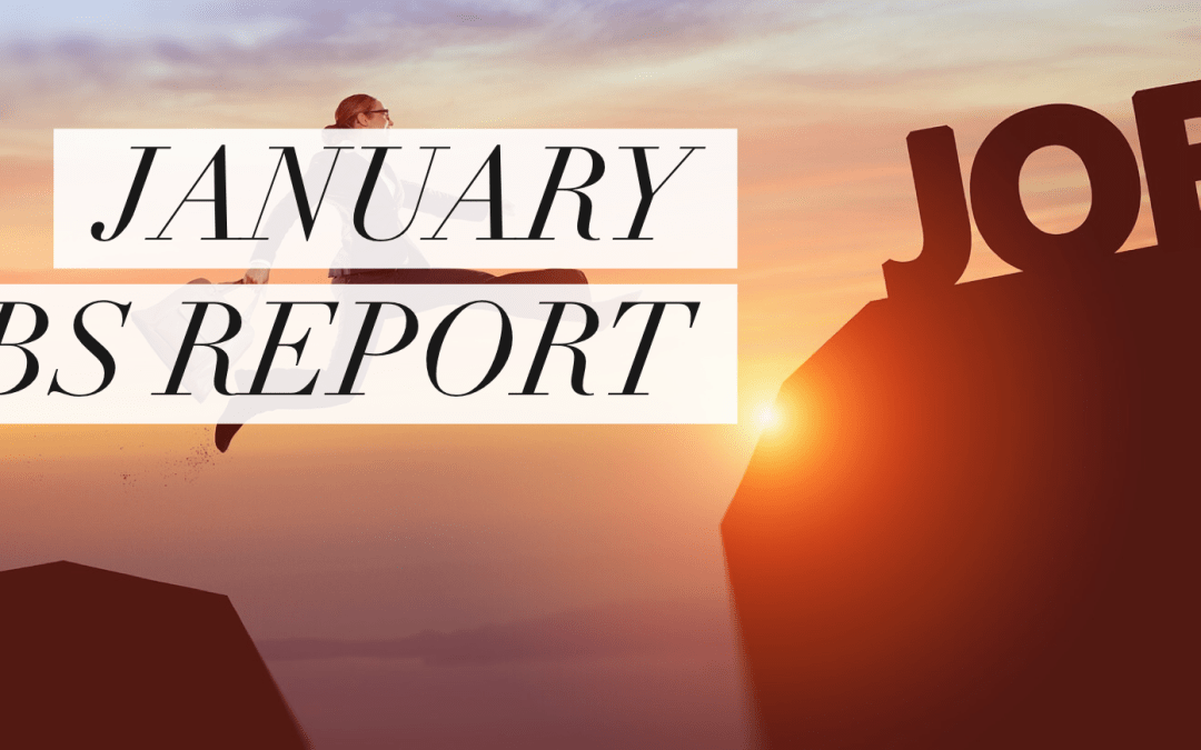 January Jobs Report Shows Loss of 88,000 Jobs