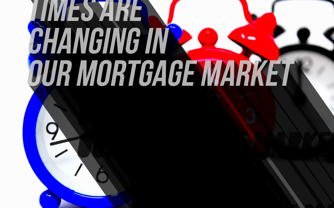 A History of Mortgage Rule Changes In Canada