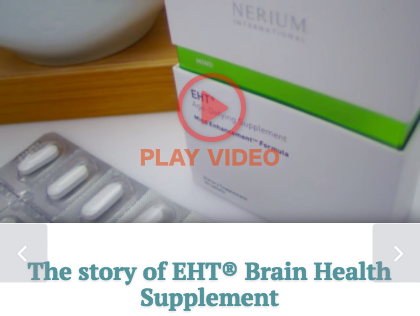 EHT® Brain Health Supplement