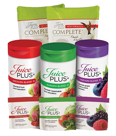 JuicePlus Concentrated Food Capsules & Complete Shakes