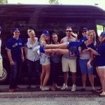 Fathers Day Limousine to see the Toronto Blue Jays