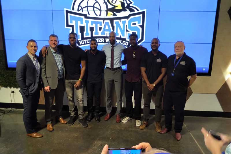KW Titans - Kitchener Waterloo Basketball