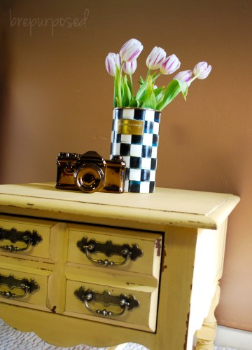 Painting for a Purpose [And Milk Paint!]