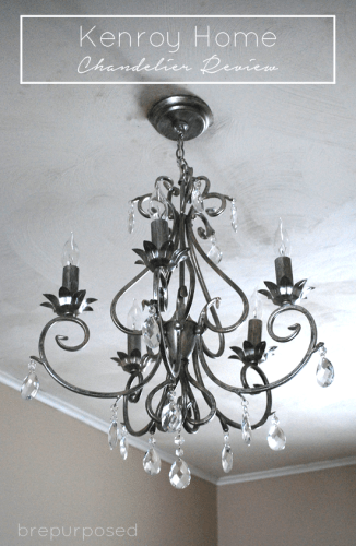 Light It Up! :: Kenroy Home Chandelier