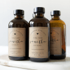 Homemade Vanilla + Free Printable Labels