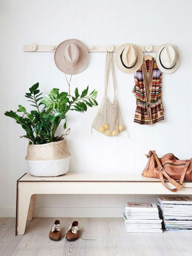 Mudroom Bench Inspiration