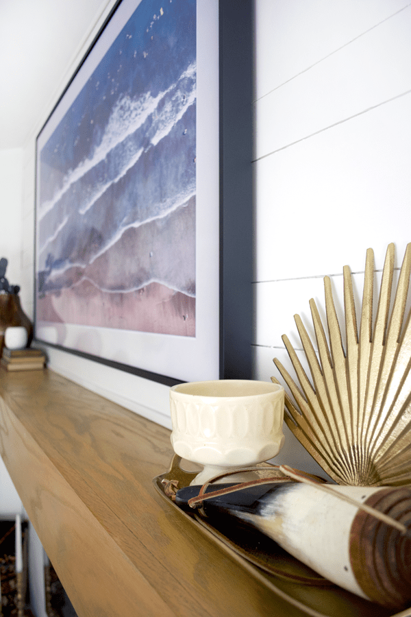 Stylishly Blending Your Tv into Your Decor with Samsung's The Frame TV
