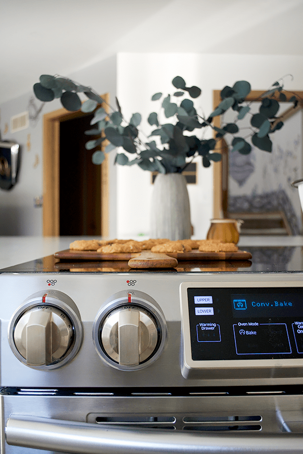Holiday Baking with Samsung's Flex Duo Range