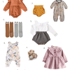 Stylish Baby Clothes on Amazon for Under $20