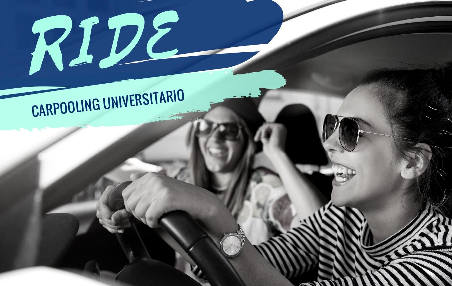 Ride, la app per i viaggi degli universitari