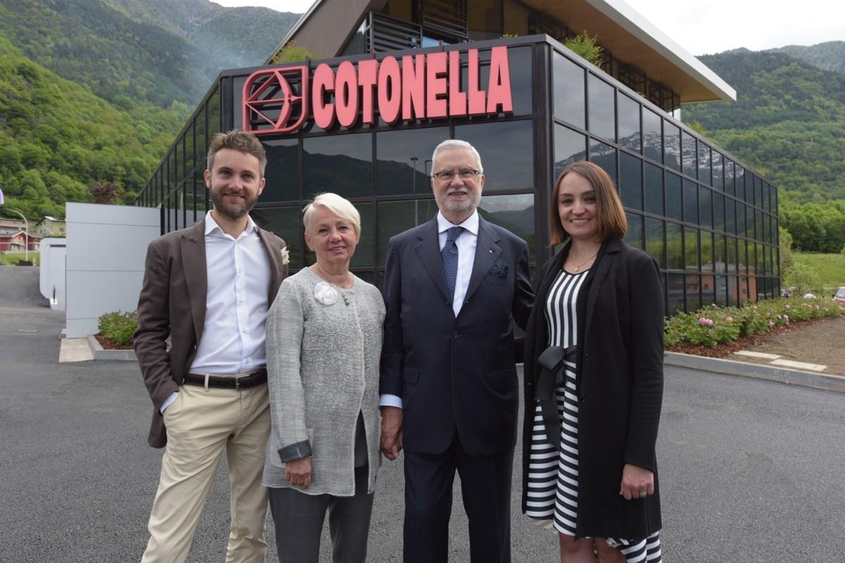 I vertici di Cotonella
