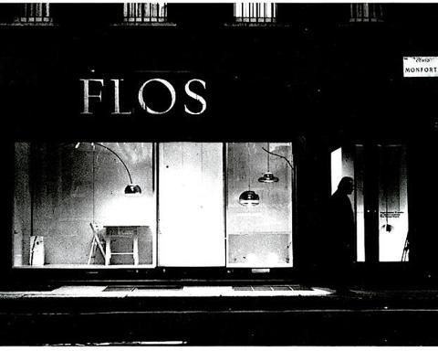 Un negozio Flos