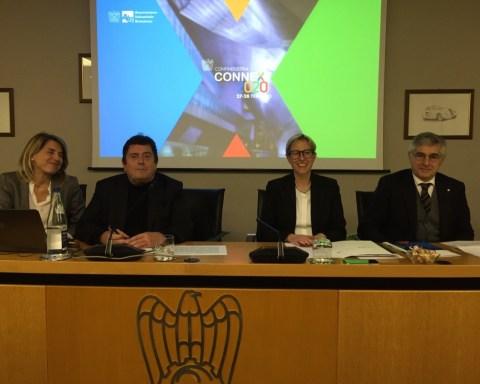 Presentazione Connext in Aib, foto da ufficio stampa