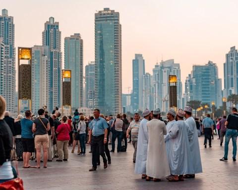Dubai, foto generica da Pixabay
