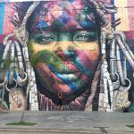 Les rues de Rio réservent des surprises incroyables en trame de street art (art de rue)