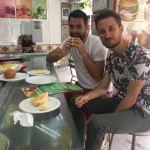 Petite Pause Street Food dans la quartier Bairo de Fatima
