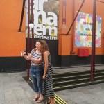 Visite d'un centre Culturel de Lapa