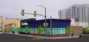 Sears Retail - Conceptual Rendering