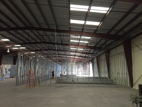 Redwood Warehouse MME Progress Photos 12-30-15 - 5
