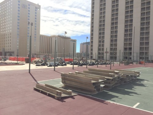 The Plaza Pool Deck Renovation - 26