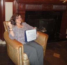 brooklyn women of distinction 2014 Annette Fisher