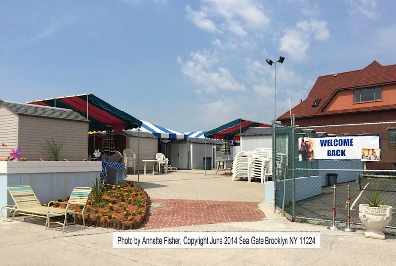 sea gate beach club sea gate cabanas