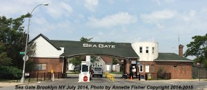sea gate brooklyn ny entrance annette fisher