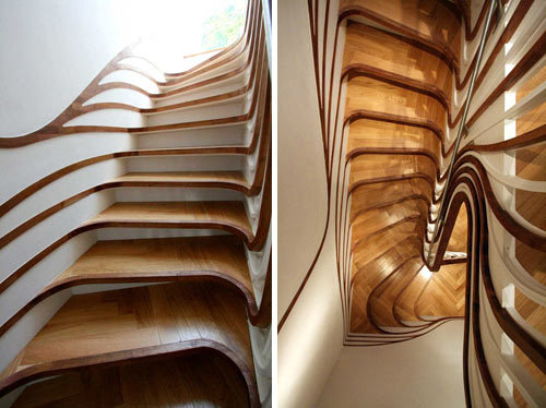 Trippy Stairs