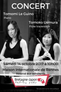 Assemblée Générale et Concert @ Maison Internationale de Rennes | Rennes | Bretagne | France