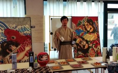 11/11 – Dégustation de saké