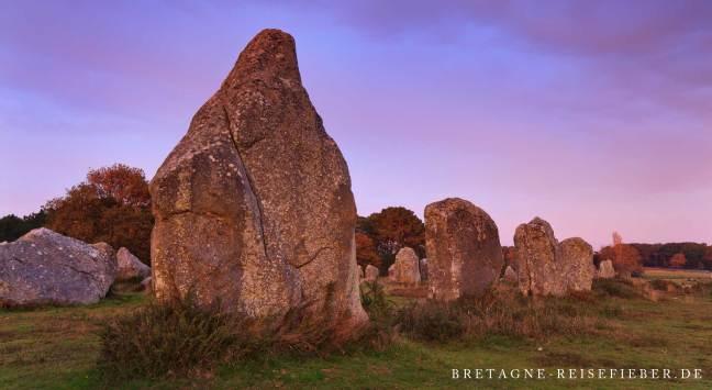 Megalithkultur der Bretagne