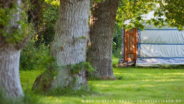 Jurte Camping