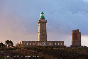 Leuchtturm Cap Frehel