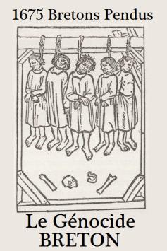Génocide breton_pendus 1675
