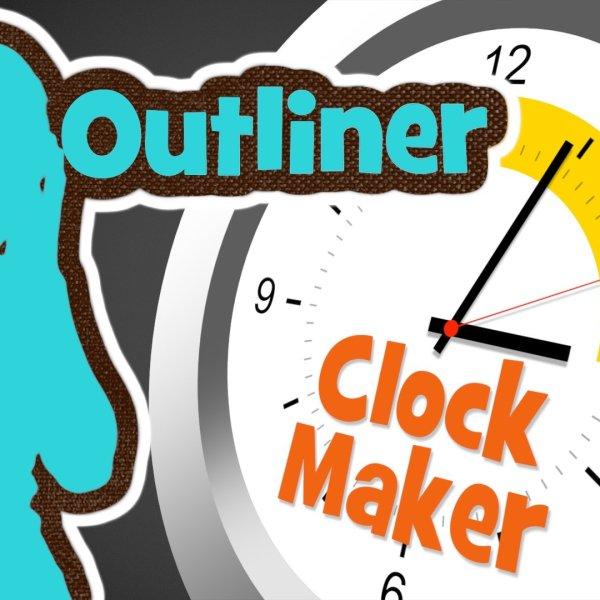 Outliner Clockmaker logo 2