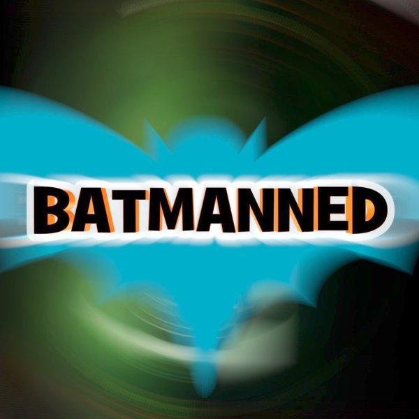 Batmanned logo v4