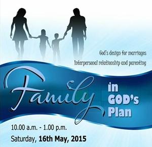 Event: Family in God's Plan – Evg. John Kurian, US ...
