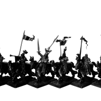 Bretonnian banners and pennants in 5 steps
