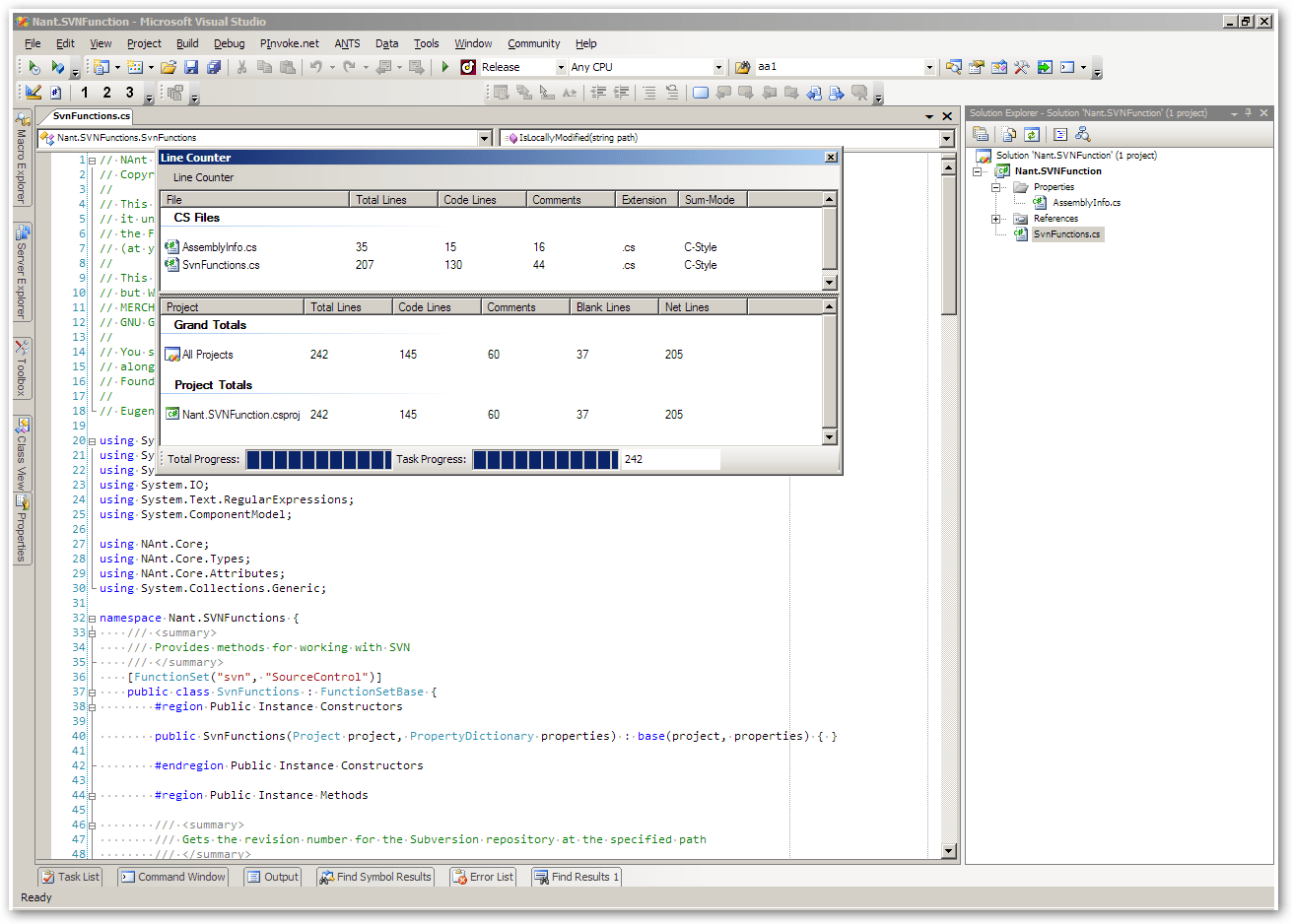 Mztools Visual Studio 2017